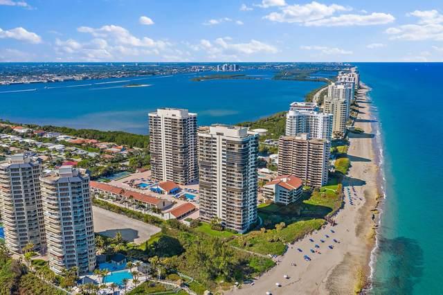 4000 N Ocean Drive #502, Singer Island, FL 33404 (#RX-10695791) :: Posh Properties