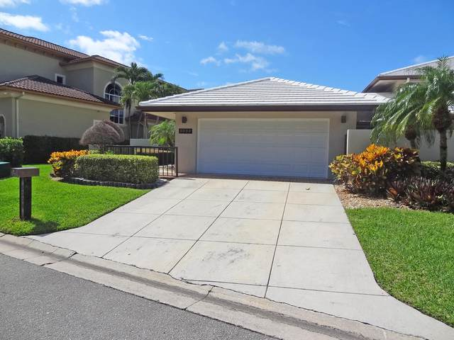 5330 Boca Marina Circle N, Boca Raton, FL 33487 (#RX-10695793) :: Signature International Real Estate