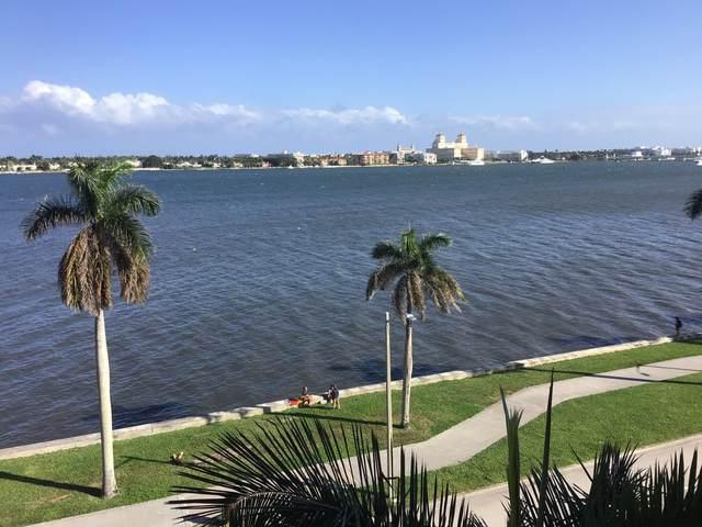 1801 N Flagler Drive #601, West Palm Beach, FL 33407 (#RX-10695795) :: Baron Real Estate