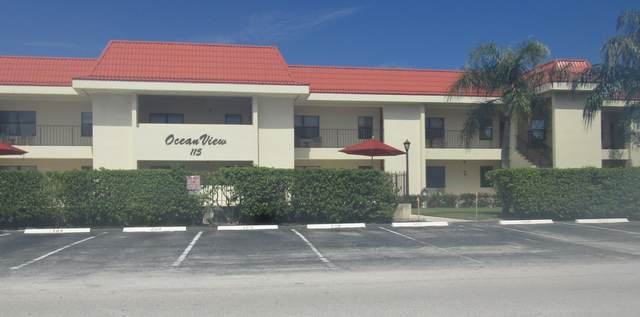 115 Bamboo Road #108, Palm Beach Shores, FL 33404 (#RX-10695797) :: Posh Properties