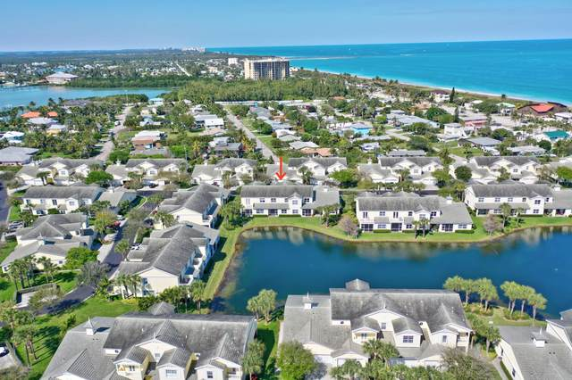 605 Mariner Bay Boulevard, Fort Pierce, FL 34949 (#RX-10695799) :: The Reynolds Team/ONE Sotheby's International Realty