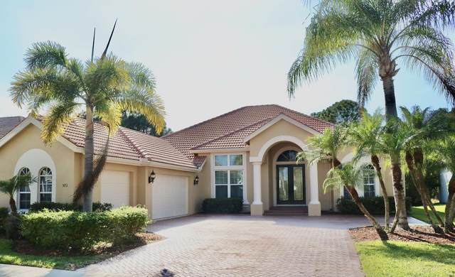 573 SW Romora Bay, Port Saint Lucie, FL 34986 (#RX-10695802) :: Signature International Real Estate