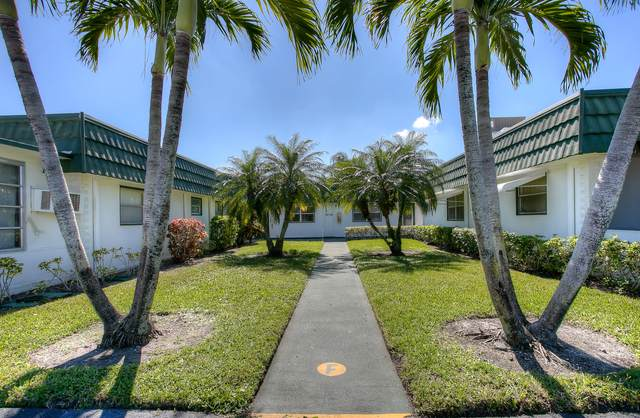 125 Waterford F, Delray Beach, FL 33446 (#RX-10695811) :: Baron Real Estate