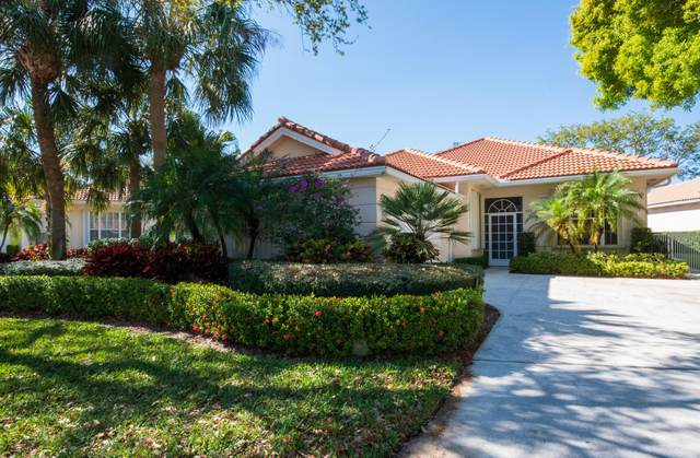 173 Lost Bridge Drive, Palm Beach Gardens, FL 33410 (MLS #RX-10695816) :: United Realty Group