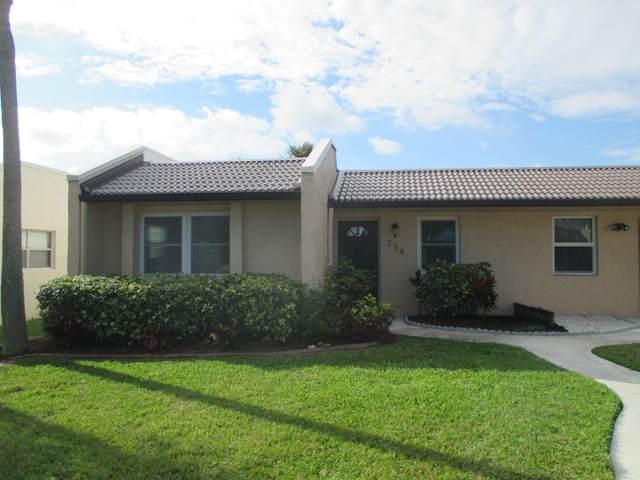 238 Lake Meryl Drive, West Palm Beach, FL 33411 (MLS #RX-10695818) :: United Realty Group