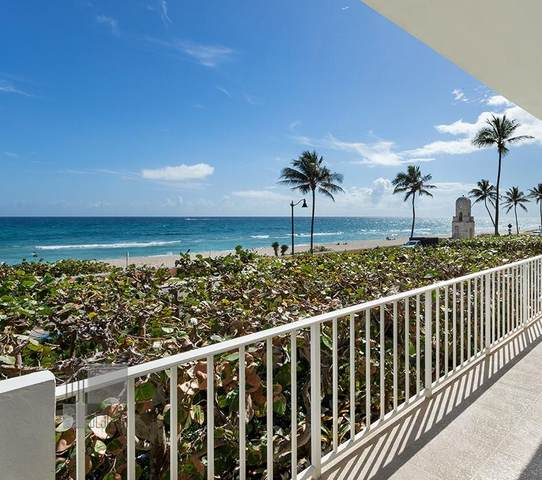 101 Worth Avenue 2B, Palm Beach, FL 33480 (#RX-10695821) :: The Rizzuto Woodman Team