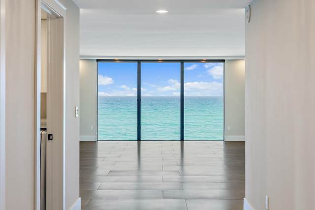 5380 N Ocean Drive 3D, Riviera Beach, FL 33404 (#RX-10695826) :: Ryan Jennings Group