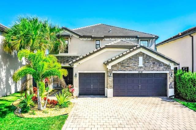 5536 Sandbirch Way, Lake Worth, FL 33463 (MLS #RX-10695859) :: Berkshire Hathaway HomeServices EWM Realty