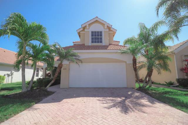 835 SW Munjack Circle, Port Saint Lucie, FL 34986 (#RX-10695863) :: Signature International Real Estate