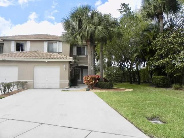 4599 Pinemore Lane, Lake Worth, FL 33463 (MLS #RX-10695880) :: United Realty Group