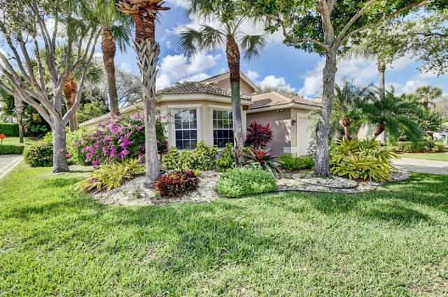 13075 Misty Gilbralter Way, Delray Beach, FL 33446 (#RX-10695884) :: Signature International Real Estate