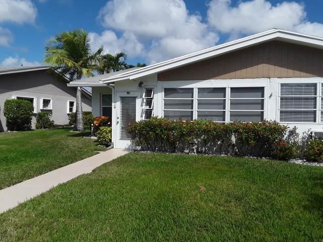 5287 Mariesa Avenue, West Palm Beach, FL 33417 (MLS #RX-10695886) :: United Realty Group