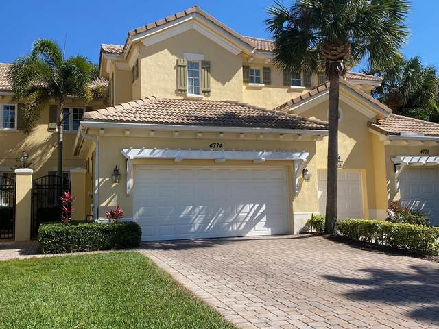 4774 Cadiz Circle, Palm Beach Gardens, FL 33418 (MLS #RX-10695888) :: Castelli Real Estate Services