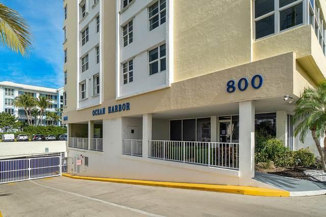 800 SE 20th Avenue #407, Deerfield Beach, FL 33441 (MLS #RX-10695903) :: United Realty Group