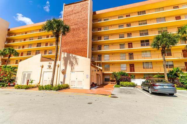 14527 Bonaire Boulevard #402, Delray Beach, FL 33446 (#RX-10695909) :: Ryan Jennings Group