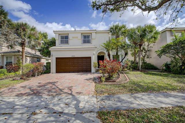 15805 SW 49th Court, Miramar, FL 33027 (MLS #RX-10695915) :: Berkshire Hathaway HomeServices EWM Realty