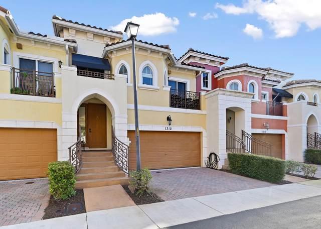 1312 Coastal Bay Boulevard, Boynton Beach, FL 33435 (MLS #RX-10695918) :: United Realty Group