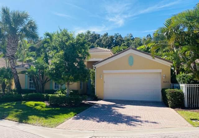 9695 W Maiden Court, Vero Beach, FL 32963 (#RX-10695925) :: The Reynolds Team/ONE Sotheby's International Realty