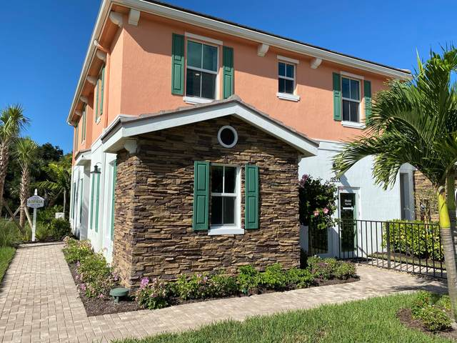 12933 Trevi Isle Drive #37, Palm Beach Gardens, FL 33418 (MLS #RX-10695929) :: Castelli Real Estate Services