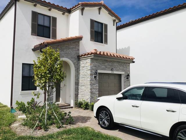 4001 Sequoia Place, Riviera Beach, FL 33410 (MLS #RX-10695951) :: Castelli Real Estate Services