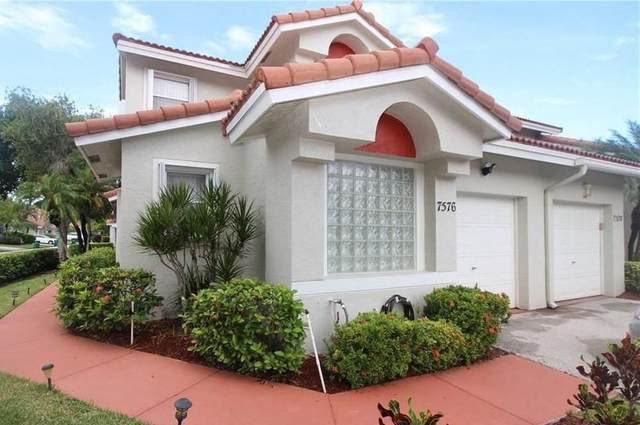 7576 Pinewalk Drive S #157, Margate, FL 33063 (MLS #RX-10695961) :: Berkshire Hathaway HomeServices EWM Realty