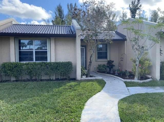 216 Lake Meryl Drive W #216, West Palm Beach, FL 33411 (#RX-10695989) :: Posh Properties