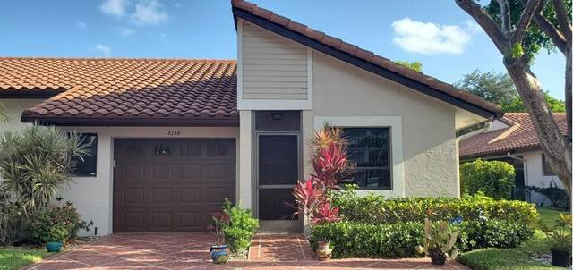 6138 Pointe Regal Circle, Delray Beach, FL 33484 (#RX-10696018) :: The Rizzuto Woodman Team