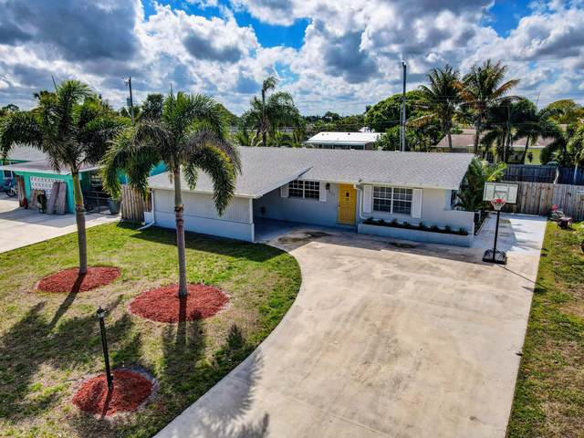511 Ivy Avenue S, Palm Beach Gardens, FL 33410 (MLS #RX-10696023) :: Castelli Real Estate Services