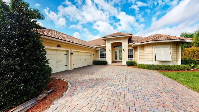 605 Caroline Drive, Vero Beach, FL 32968 (MLS #RX-10696024) :: Berkshire Hathaway HomeServices EWM Realty