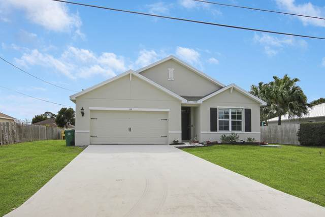 116 SW Wakefield Circle, Port Saint Lucie, FL 34953 (MLS #RX-10696073) :: Castelli Real Estate Services