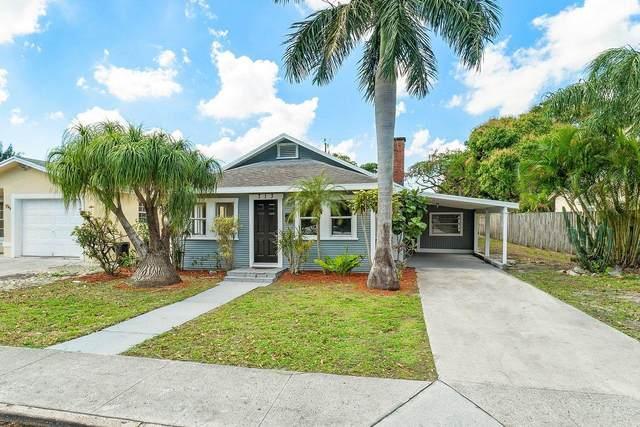 713 N C Street, Lake Worth Beach, FL 33460 (#RX-10696082) :: Posh Properties