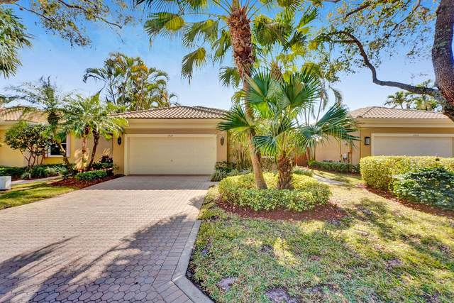 2424 NW 67th Street, Boca Raton, FL 33496 (MLS #RX-10696089) :: Castelli Real Estate Services