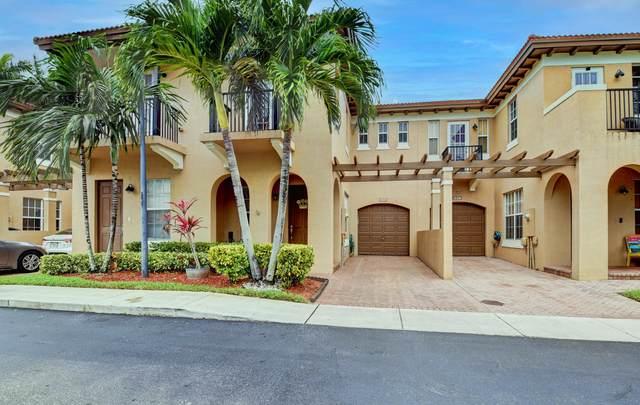 6983 Julia Gardens Drive, Coconut Creek, FL 33073 (MLS #RX-10696103) :: Castelli Real Estate Services