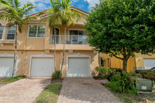2936 Carvelle Drive, Riviera Beach, FL 33404 (MLS #RX-10696130) :: Castelli Real Estate Services