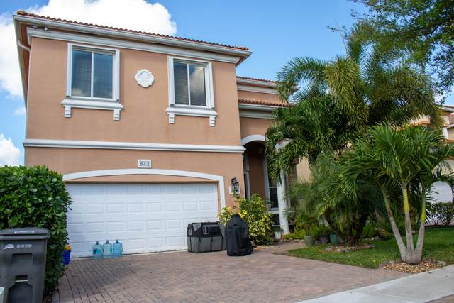 613 Gazetta Way, West Palm Beach, FL 33413 (MLS #RX-10696145) :: Castelli Real Estate Services