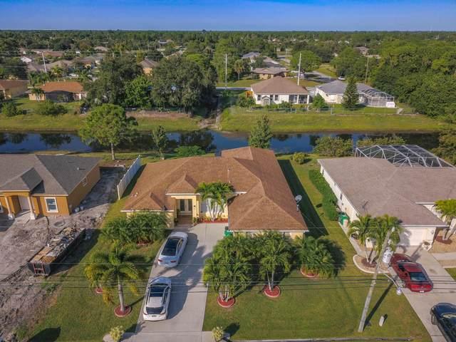 233 SW Whitmore Drive, Port Saint Lucie, FL 34984 (MLS #RX-10696166) :: Dalton Wade Real Estate Group