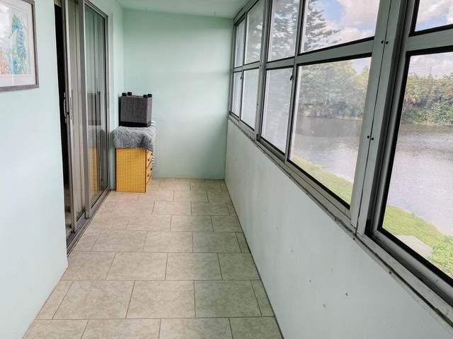 122 Northampton F, West Palm Beach, FL 33417 (#RX-10696178) :: Ryan Jennings Group