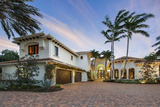 131 Commodore Drive, Jupiter, FL 33477 (MLS #RX-10696210) :: The Paiz Group