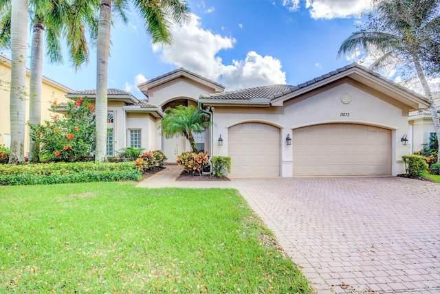11073 Brandywine Lake Way, Boynton Beach, FL 33473 (MLS #RX-10696263) :: Castelli Real Estate Services