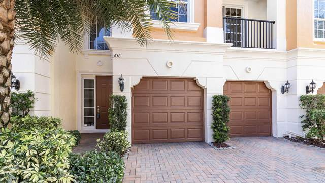 636 NE Francesca Lane, Boca Raton, FL 33487 (MLS #RX-10696265) :: Castelli Real Estate Services