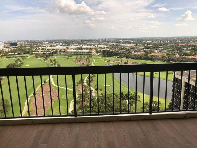 2425 Presidential Way Ph5, West Palm Beach, FL 33401 (#RX-10696295) :: The Rizzuto Woodman Team