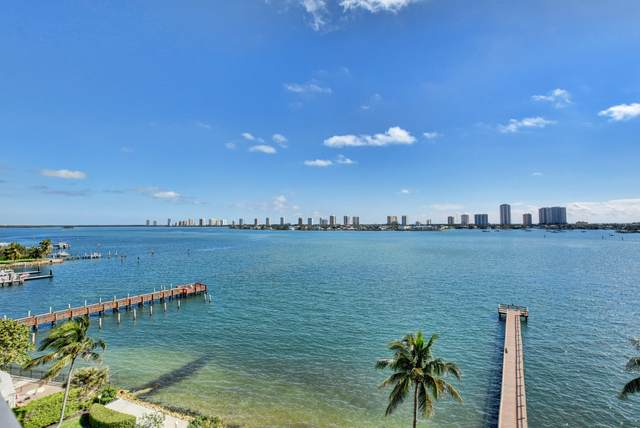 3040 Lake Shore Drive #803, Riviera Beach, FL 33404 (#RX-10696307) :: Ryan Jennings Group