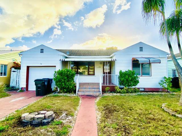 1116 N D Street, Lake Worth Beach, FL 33460 (#RX-10696329) :: Signature International Real Estate