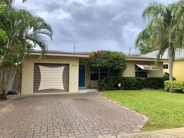 1026 N B Street, Lake Worth Beach, FL 33460 (#RX-10696336) :: Posh Properties