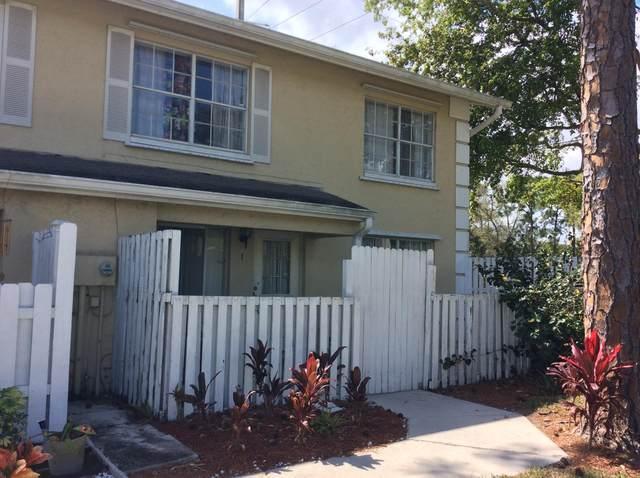 211 Foxtail Drive I, Greenacres, FL 33415 (MLS #RX-10696348) :: Castelli Real Estate Services