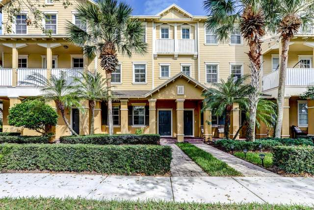 107 E Thatch Palm Circle, Jupiter, FL 33458 (MLS #RX-10696359) :: Castelli Real Estate Services