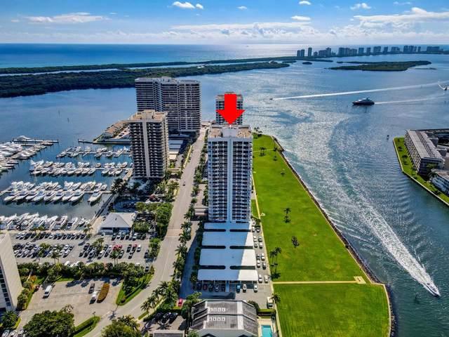 123 Lakeshore Drive #2044, North Palm Beach, FL 33408 (#RX-10696365) :: Ryan Jennings Group