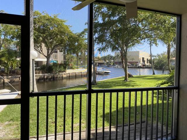 7 Royal Palm Way #102, Boca Raton, FL 33432 (MLS #RX-10696372) :: Castelli Real Estate Services