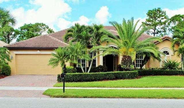 854 SW St Tropez Court, Port Saint Lucie, FL 34986 (#RX-10696388) :: Real Treasure Coast