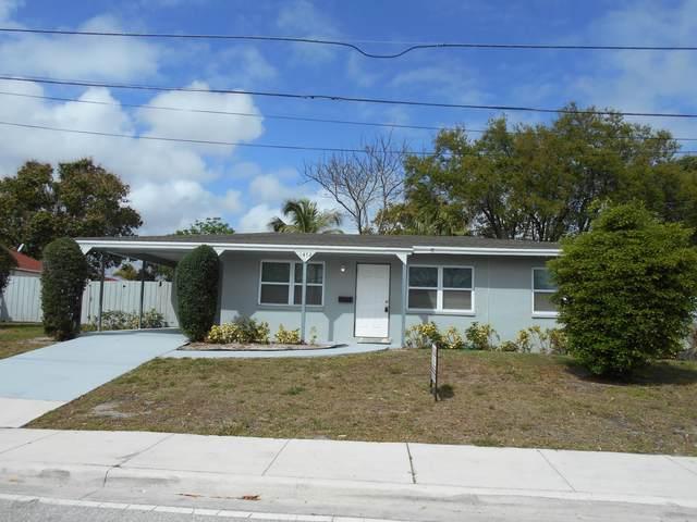 1472 W 35th Street, Riviera Beach, FL 33404 (MLS #RX-10696393) :: Berkshire Hathaway HomeServices EWM Realty